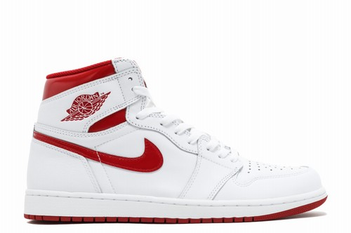 Air Jordan 1 Retro Metallic Red