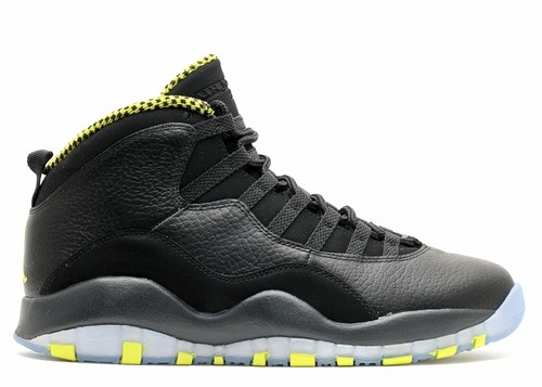 Air Jordan 10 Retro Venom Green