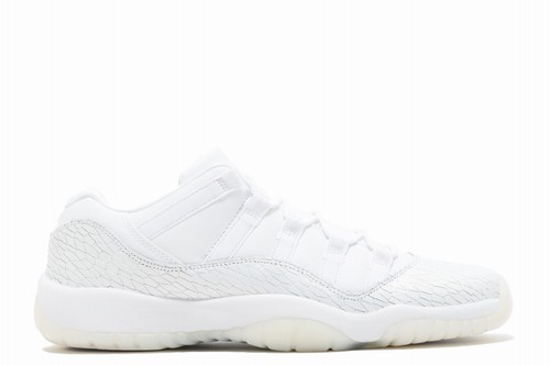 Air Jordan 11 Low Frost White