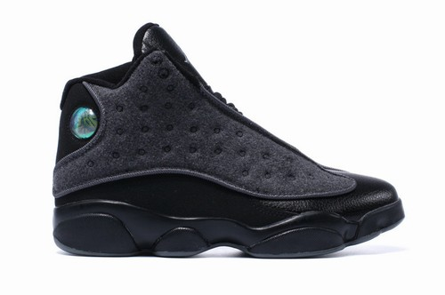 Air Jordan 13 Wool Black