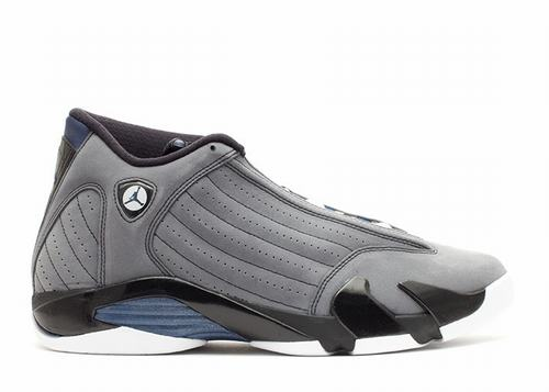 Air Jordan 14 Retro Light Graphite