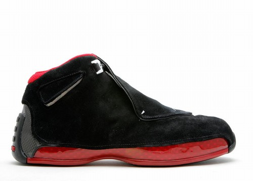 Air Jordan 18 Retro Bred CDP