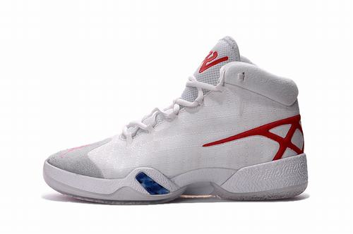 Air Jordan 30 White Red
