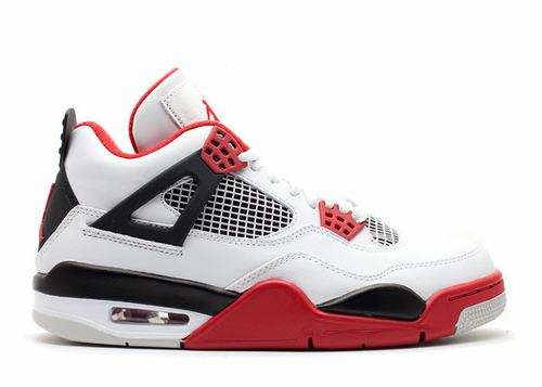 Air Jordan 4 Fire Red 2012
