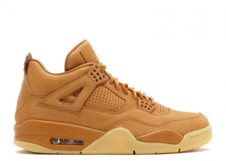 Air Jordan 4 Retro Wheat