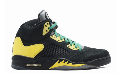 Air Jordan 5 Oregon Duckman PE