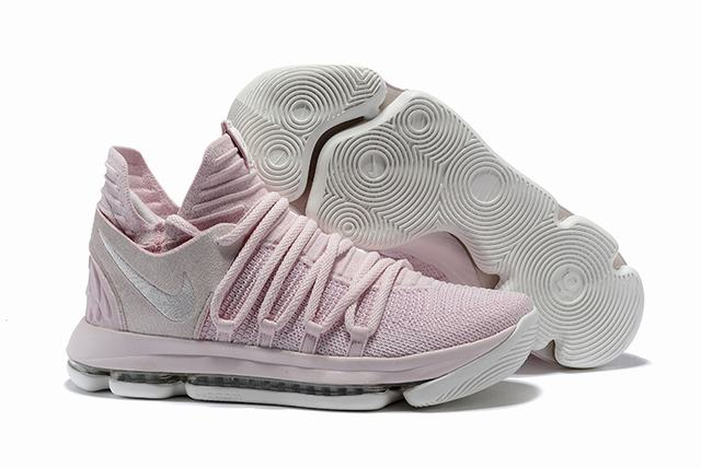Nike KD 10 Shoes Breast Cancer