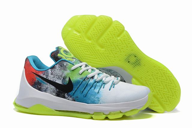 Nike KD 8 Shoes Low N7