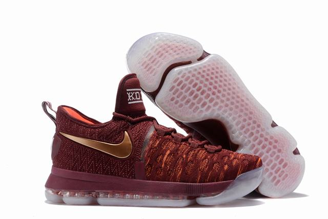 Nike KD 9 Shoes Christmas