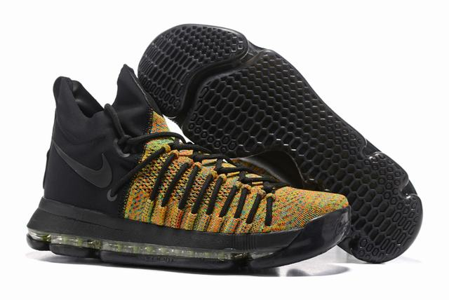 Nike KD 9 Shoes Colors Black
