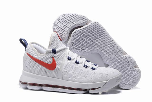 Nike KD 9 Shoes Independence Day