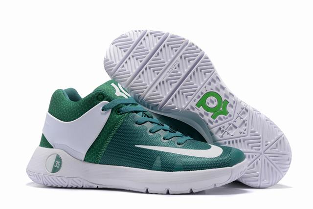 Nike KD Trey 5 Shoes Green White