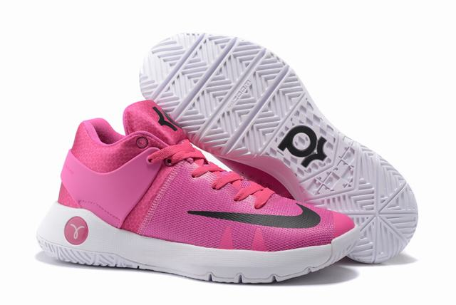 Nike KD Trey 5 Shoes Pink