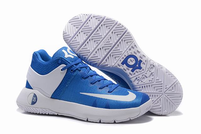 Nike KD Trey 5 Shoes Royal Blue White