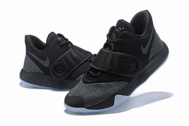 Nike KD Trey 5 VI Shoes Black Grey