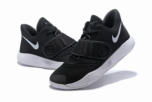 Nike KD Trey 5 VI Shoes Black White