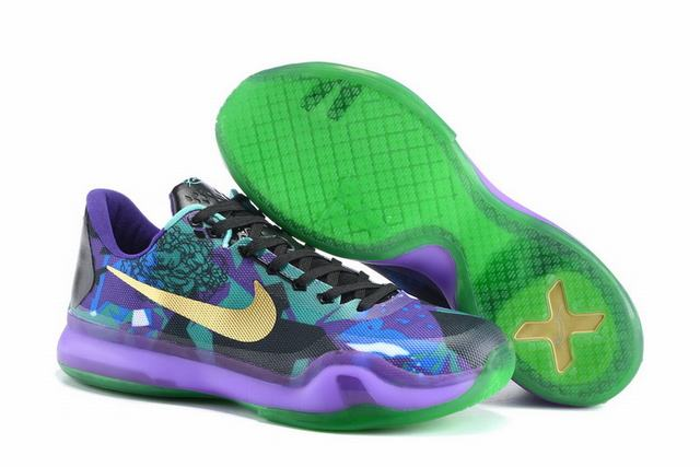 Kobe 10 Shoes Low FIBA