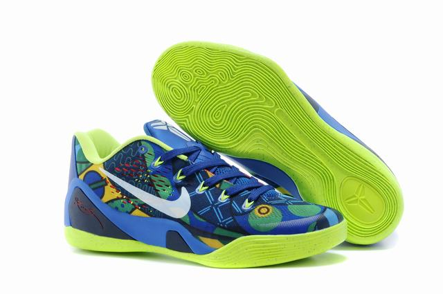 Kobe 9 Shoes Low Brazil