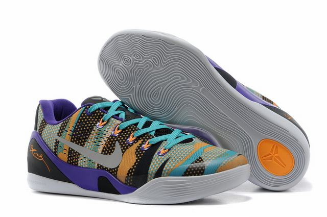 Kobe 9 Shoes Low Moon Purple