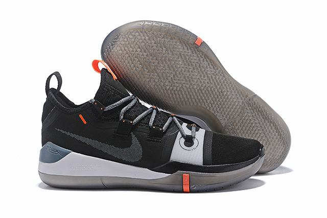 Nike Kobe AD EP Shoes Black Silver