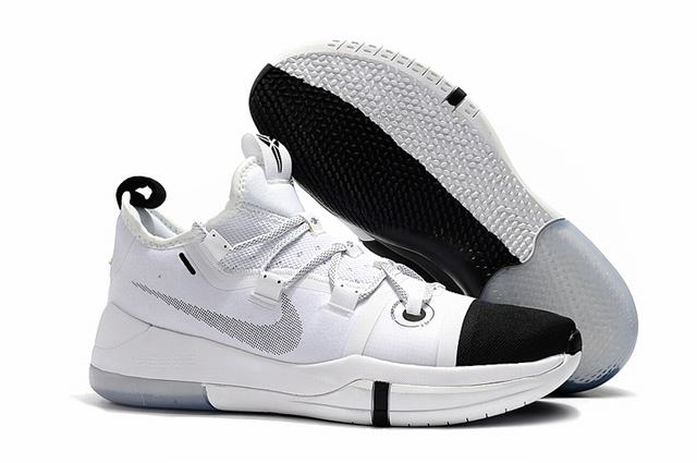 Nike Kobe AD EP Shoes Panda White Black