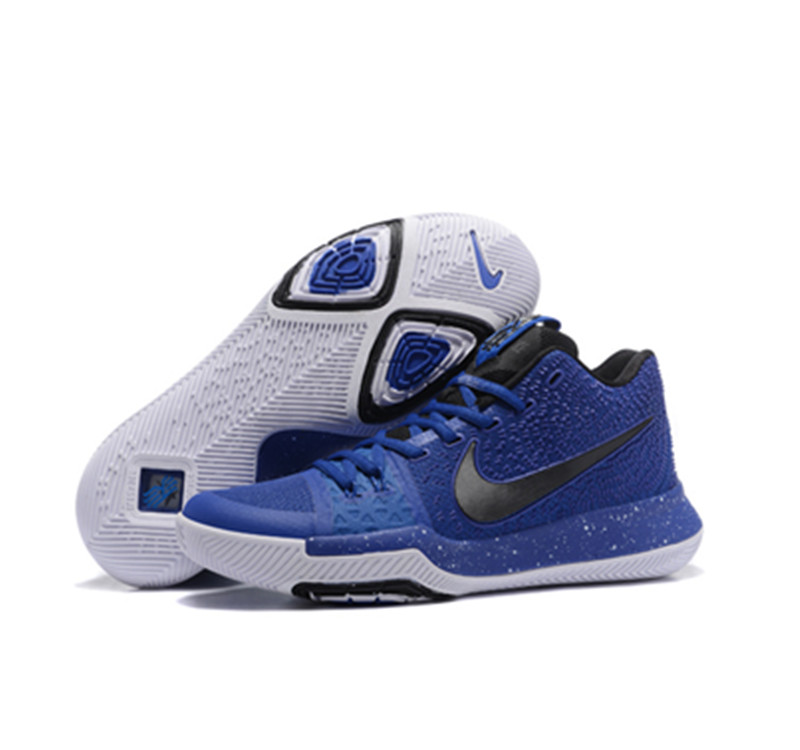 Nike Kyrie Irving Shoes 3 blue white