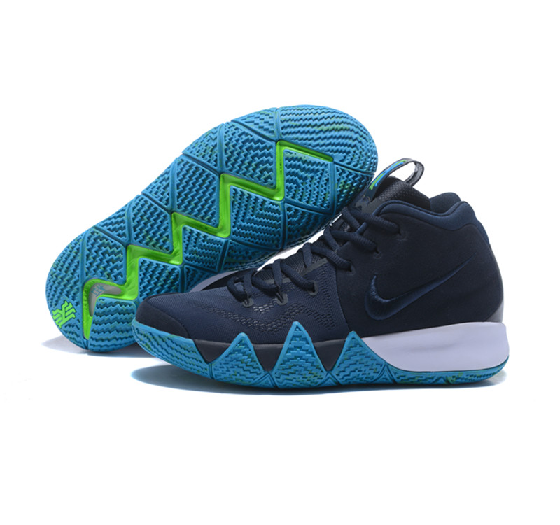 New Nike Kyire 4 Deep Blue