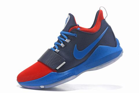 Nike Paul George Shoes PG 1 Captain America
