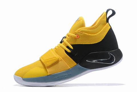 Nike PG 2.5 Bruce Lee yellow black