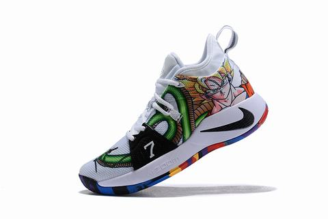 Nike PG 2 DRAGON BALL