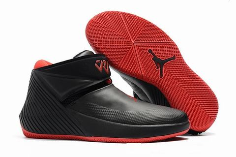 Westbrook 1 black red