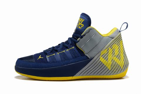 Westbrook 2 Jordan Why Not Zer0.2 dark blue yellow
