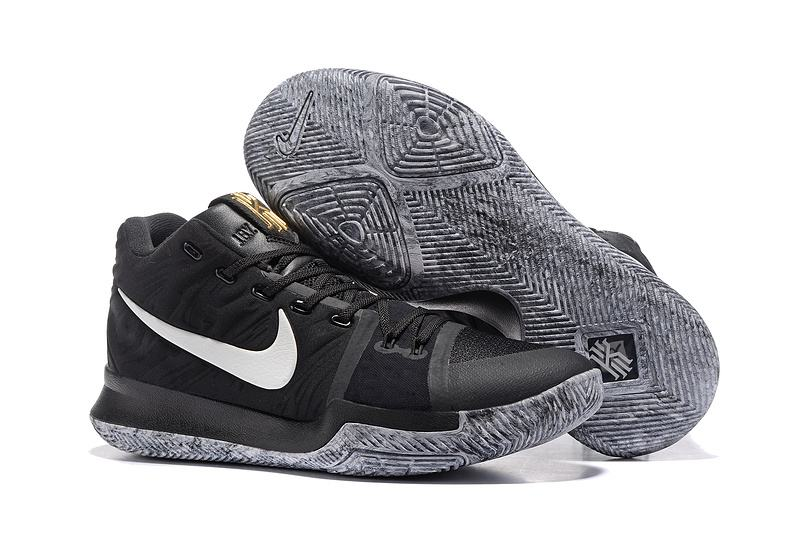 New Nike Kyire 3 BHM Black