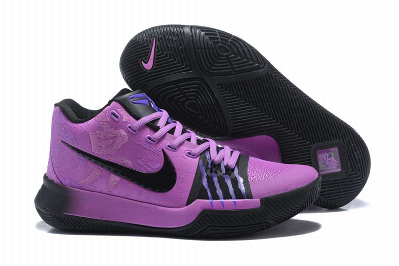 New Nike Kyire 3 Bruce Lee Purple