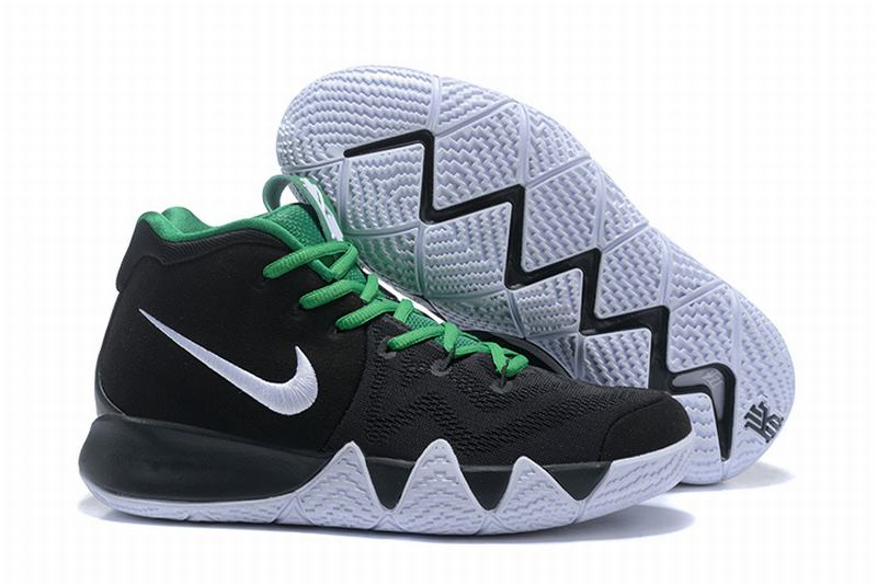 New Nike Kyire 4 Black Green