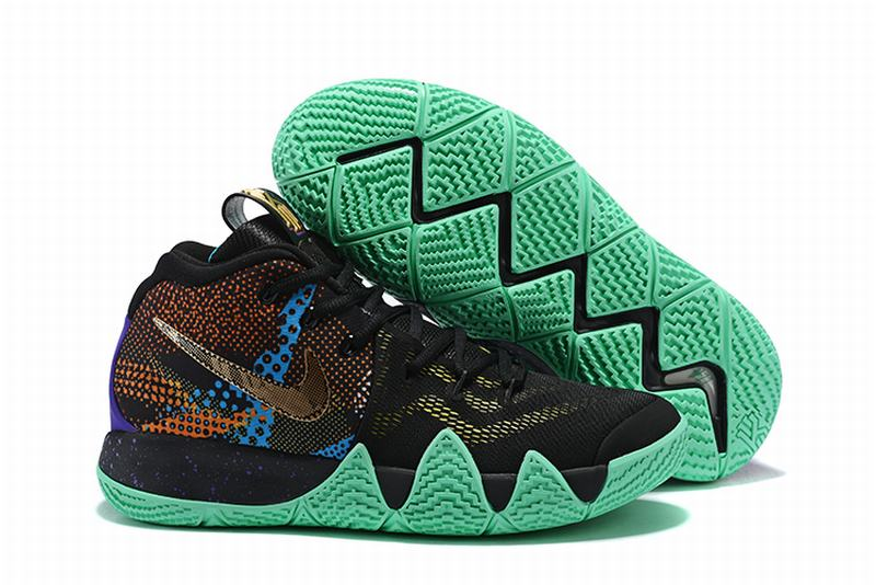 New Nike Kyire 4 Mamba Spirit Colors Green