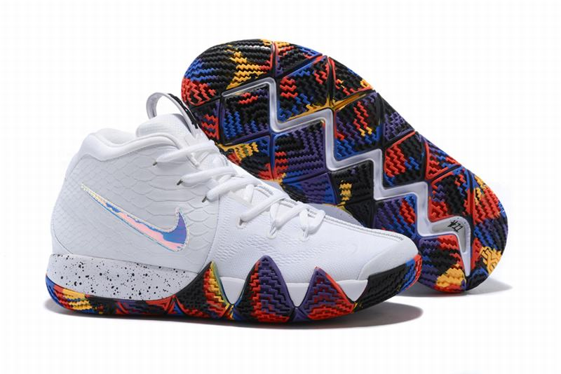 New Nike Kyire 4 NCAA Championships White