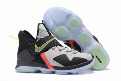 Nike Lebron James 14 Shoes Christmas