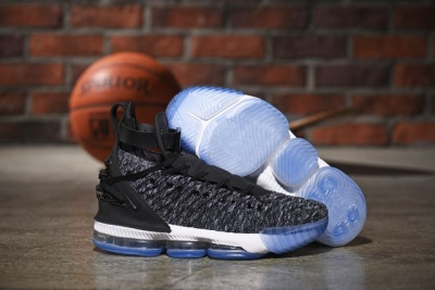 Nike Lebron James 16  HFR Air Cushion Relief Shoes Oreo