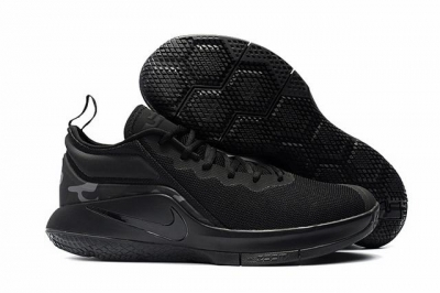 Nike Lebron James Witness 2 Shoes Black Camo