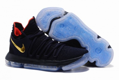 Nike KD 10 Shoes Olympic Gold