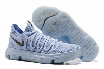 Nike KD 10 Shoes Summer Day