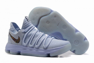 Nike KD 10 Shoes Ten Anniversary