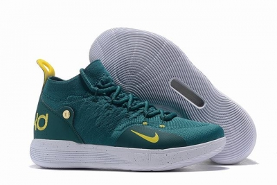 Nike KD 11 Shoes Army Green