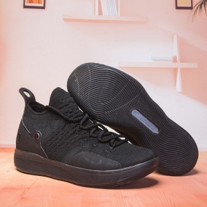 Nike KD 11 Shoes Black Knight