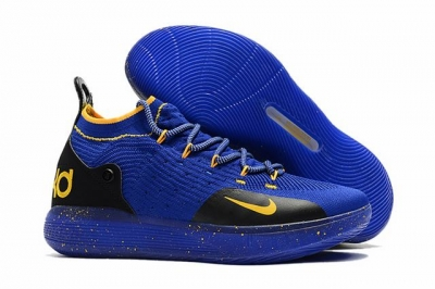 Nike KD 11 Shoes Royal Blue Black