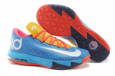 Nike KD 6 Shoes Horse Year