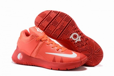 Nike KD Trey 5 Shoes Pure Red