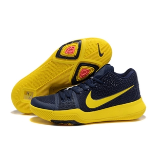 Nike Kyrie Irving Shoes 3 yellow black