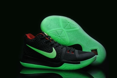 New Nike Kyire 3 Luminous Black